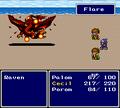 FFIV SNES Flare