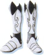 FFVI Dragoon Boots Artwork