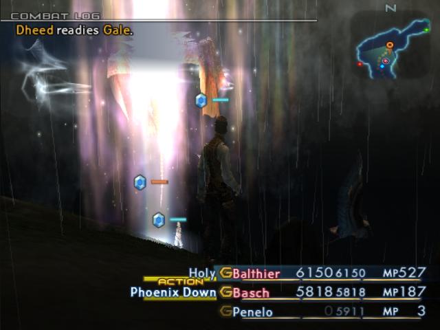 White Magicks (Final Fantasy XII)/Original