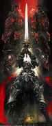 FFXIV Knights of the Round artwork