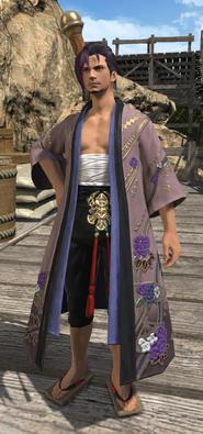 FFXIV Tansui