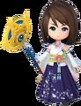 FFXIV Wind-up Yuna