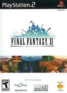 FFXI PS2 cover 2004