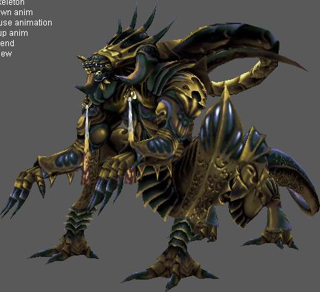 Final Fantasy X enemies