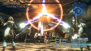 Final-Fantasy-XII-The-Zodiac-Age Battle System