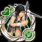 KHUX KH2 Yuffie 4★ Medal.png