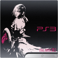 Lightning Edition Ver.2 PS3 top view