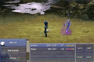 Mist Dragon Dissolve Into Mist FFIV IOS
