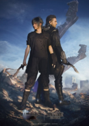 Nyx and Noctis