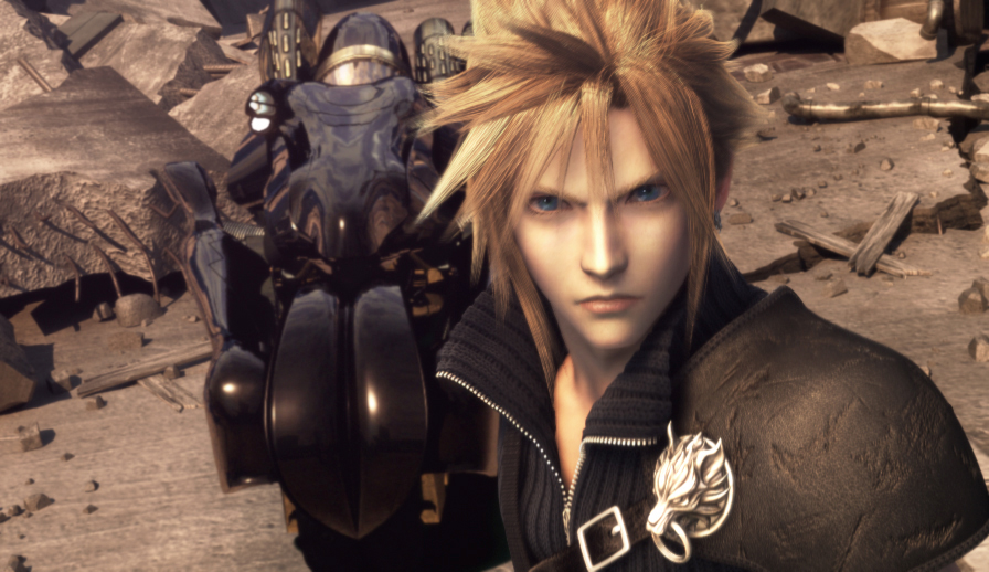 Final Fantasy VII: Advent Children characters