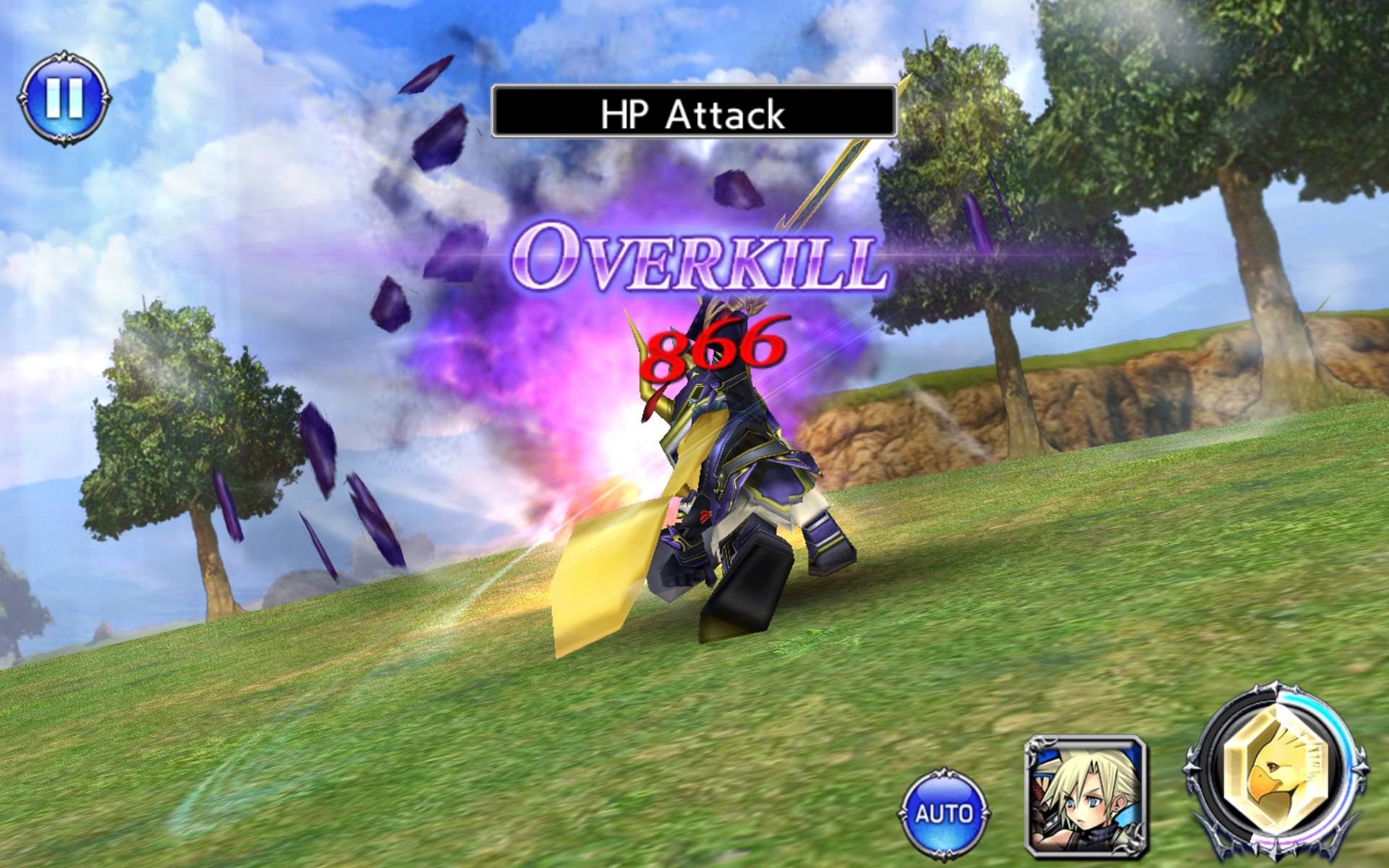 HP Attack