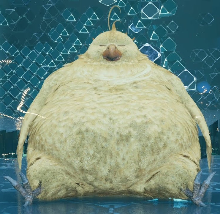 Fat Chocobo (VII Remake)