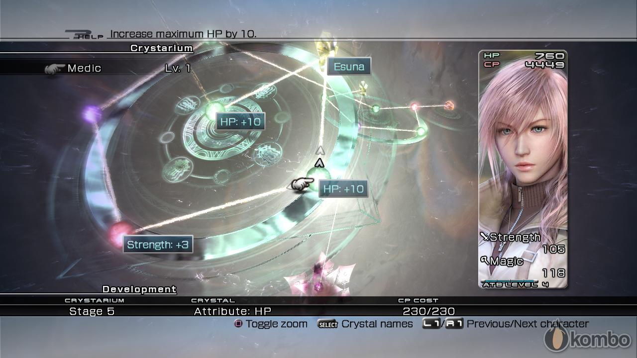 Final Fantasy XIII/Paramina