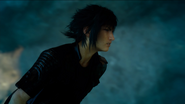 Noctis watches Leviathan appear Ch11 FFXV