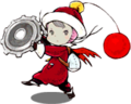 PAD Tinker Santa