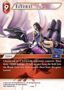Bahamut 1-018L from FFTCG Opus