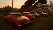 Cars-FFXV