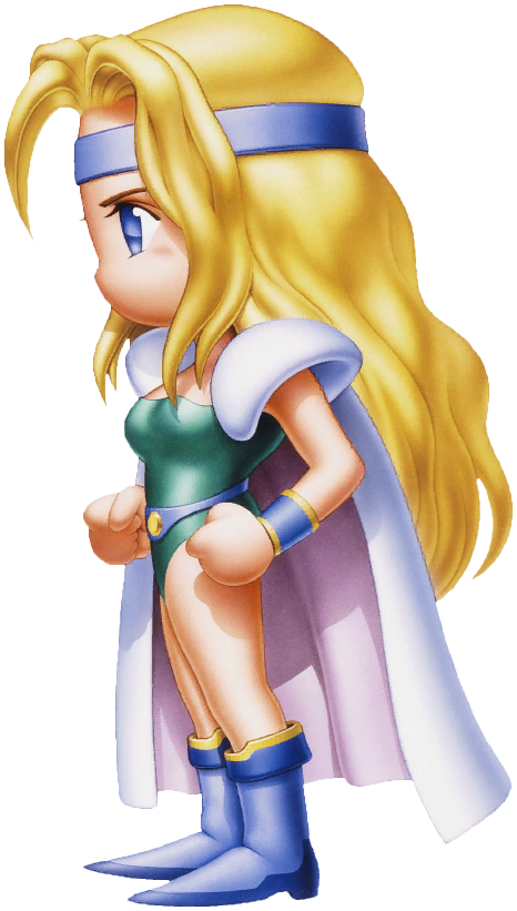 Final Fantasy VI/Drake/Part 4