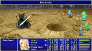 FF4PSP Ability Risk Strike