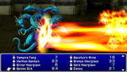 FF4PSP TAY Enemy Ability Thermal Rays