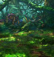 FFBE Tiram Forest BG