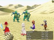 FFIIIDS Sonic Knuckles