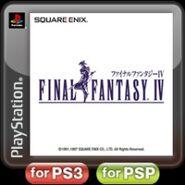 FFIV Classic PSN JP