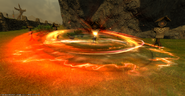 FFXIV WAR Mythril Tempest