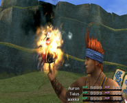 FFX Element Reels - Fire