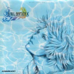 Music from Final Fantasy X Promo CD