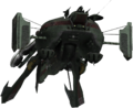 Starboard Turret