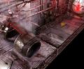 Submarine destroyed