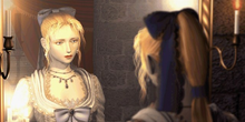 Селес в образе Марии