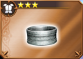DFFOO Iron Bangle