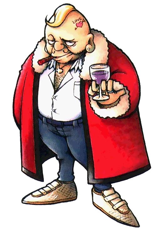 Дон Корнео