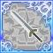 FFAB SOLDIER Sword (Zack) SSR