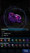 FFBE Amoebozoa Analyze