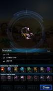 FFBE Scorpion Analyze 3