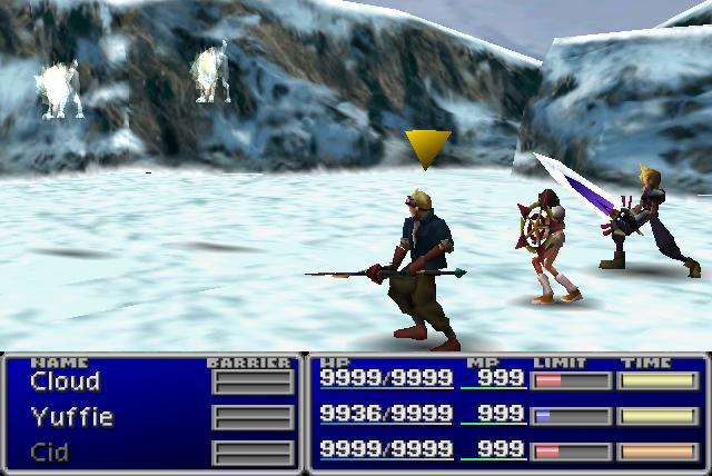 Flash (Final Fantasy VII)