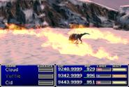 FFVII Hell Fire