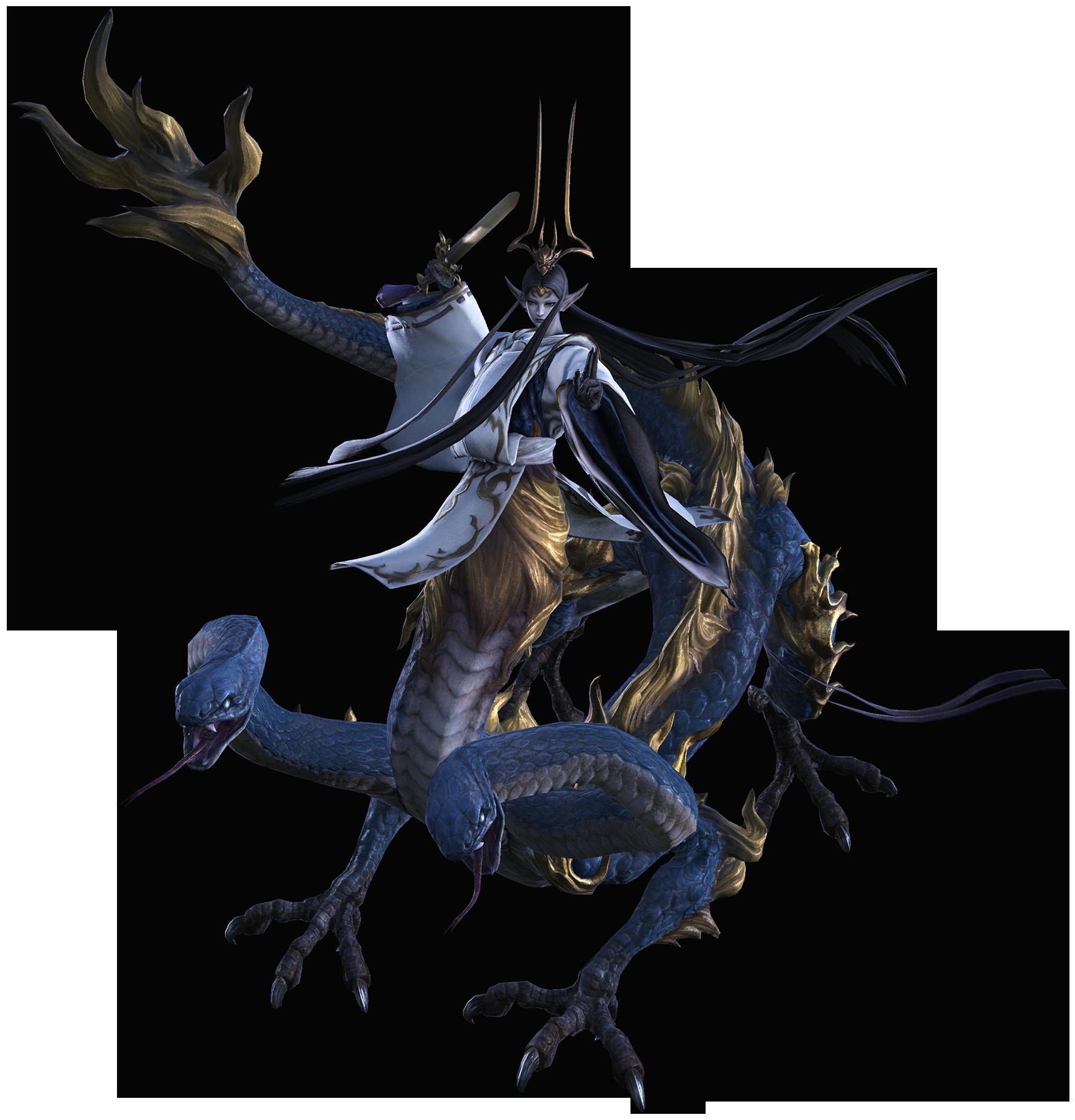 Seiryu (Final Fantasy XIV)