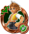 KHUX Tidus 2★ Medal