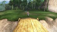 Kilika Woods Entrance