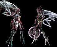 Shiva Artwork FFXIII-2