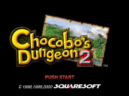 Chocobo's Mysterious Dungeon 2/Chocolancer