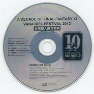 A Decade of Final Fantasy XI: Vana'diel Festival 2012