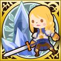 FFAB Judgment Blade - Agrias Legend SR+