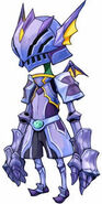 FFCC ROF Yuk Paladin armor Artwork