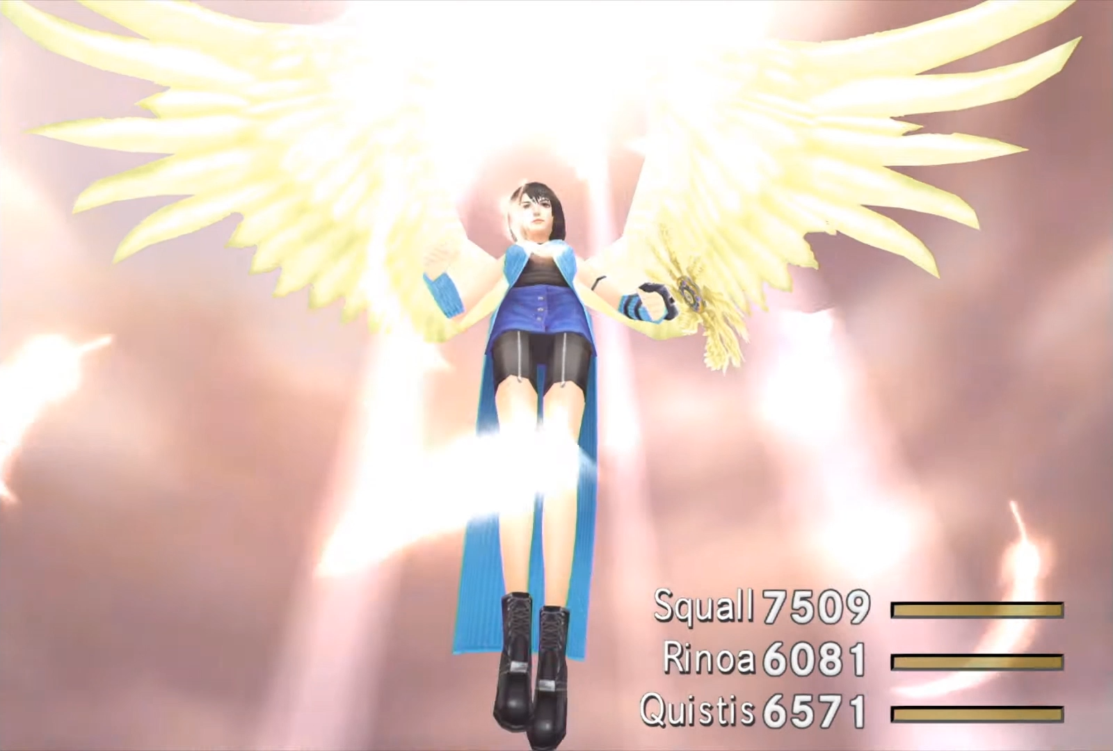 Angel Wing (Limit)