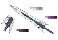 Maken transformed palette concept for Final Fantasy Unlimited